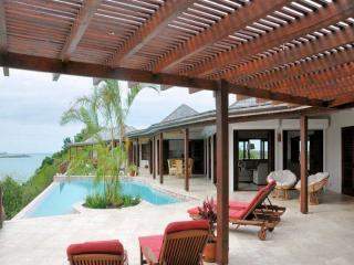 The Long House, waterfront house with a pool - Antigua vacation rentals