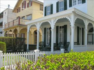 Cape May 6 Bedroom-3 Bathroom House (Fairwinds Cottage 80984) - Cape May vacation rentals