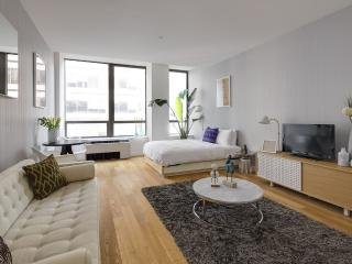 Financial District Studio in Luxury Building - Manhattan vacation rentals