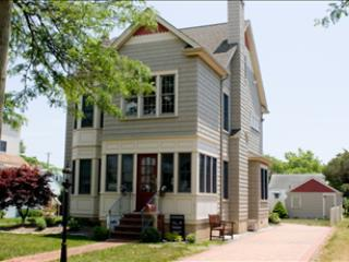 Four Short Blocks to Beach 3697 - Image 1 - Cape May - rentals