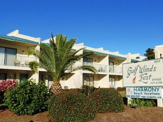 Gulf Winds East 15! View of the beach and Pool! - Destin vacation rentals