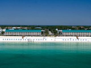 Crystal Sands 205A, Beachfront Condo with Private Balcony! - Destin vacation rentals
