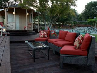 Fallen Tree Ranch - California Wine Country vacation rentals