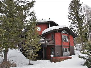 Ski Home To Your Back Door - Beautiful 3-Level Private Home (3498) - Jackson Hole Area vacation rentals