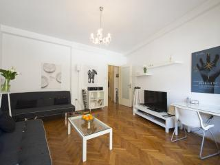 AWARD WINNING APARTMENT- RIGHT ON THE MAIN SQUARE! - Zagreb vacation rentals