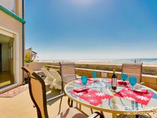 Rockaway Ocean Front Retreat I - Mission Beach - San Diego vacation rentals