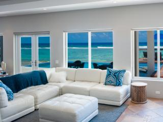 Luxury Beachfront Villa w/ Pool/Spa Present Moment - Grand Cayman vacation rentals