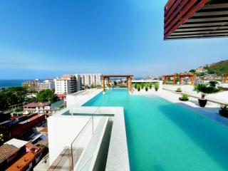 Brand new 2 Bed unit in the heart of old town - Puerto Vallarta vacation rentals