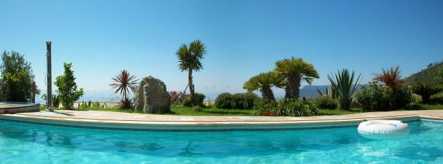 Swimming Pool - Villa Torremare, swimming pool, 1400m to the beach - Bergeggi - rentals