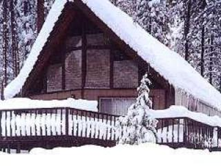 House in Winter - South Lake Tahoe Chalet - Backs To Forest - South Lake Tahoe - rentals