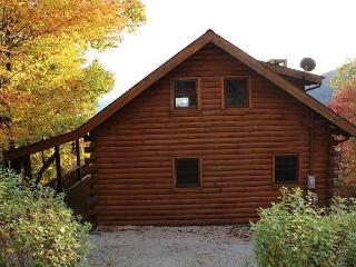 North Carolina Log Mountain Home Vacation Rental - Marion vacation rentals