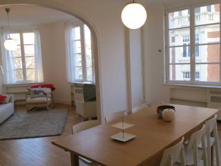 Bright, spacious Art-deco apartment! - Brussels vacation rentals