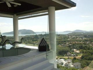 Exclusive 4 Bed Sea View Pool Villa Naiharn - Gym - Patong vacation rentals