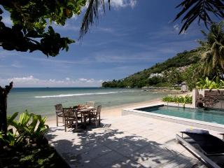 9 Bedroom Absolute Beachfront Luxury Villa, Patong - Patong vacation rentals