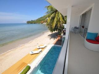 Luxurious 3 Bed Absolute Beachfront Villa Patong - Patong vacation rentals