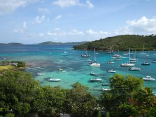 2 bedroom condo Cruz Bay St John USVI - Cruz Bay vacation rentals