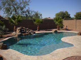 3 bedrooms 2.5bath spacious 2 story w/heated pool - Maricopa vacation rentals