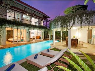 Ombak 1, No.1 Canggu's Three bedroom surf villa - Canggu vacation rentals