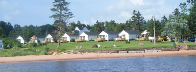 A Distant Shore Beachfront Cottages - PEI Canada - Image 1 - Bonshaw - rentals