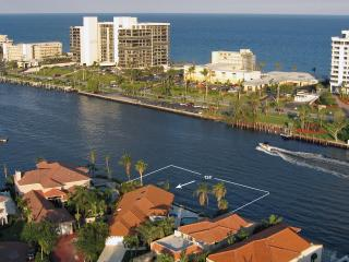 Boaters Dream come true- Direct Intracoastal Home - Delray Beach vacation rentals