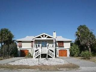 Front View - Free Golf Cart Wi-Fi Club Access Granted! On Canal - Fripp Island - rentals