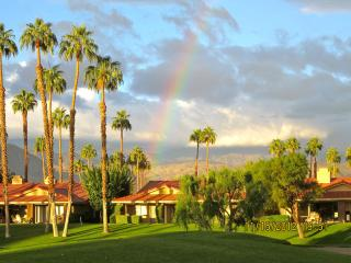 BEAUTIFUL West Facing Patio.  SUNSHINE! - Palm Desert vacation rentals