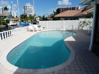Waterfront Home w/ Private Dock and Heated Pool - Lauderdale by the Sea vacation rentals