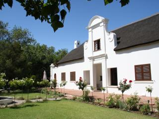 Cape Dutch house in Cape Winelands, Western Cape - Worcester vacation rentals