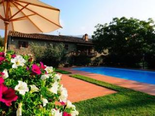 VILLA Ca de Santi with Swimming Pool, near CORTONA - Cortona vacation rentals