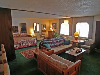 Cozy slope-side Bryce condo with mountain views! - Basye vacation rentals