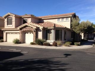 Winter in Spacious Condo in Gated Community - Mesa vacation rentals