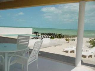 Solar Beachfront Casa w/pool - Chicxulub vacation rentals