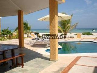 San Miguel Beachfront Home - Chicxulub vacation rentals