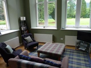 Luxury 2 bed apt at the Highland Club For Augustus - Fort Augustus vacation rentals