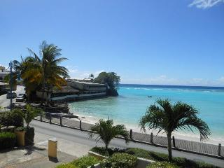 One bed studio apartment with stunning sea views - Speightstown vacation rentals