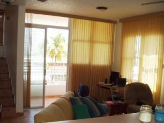 2 Bedroom penthouse@beach street-bargin! - Luquillo vacation rentals