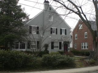 Washington, DC Family Home in Chevy Chase, MD - Chevy Chase vacation rentals