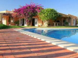 Family villa with stunning sea views pool, garden. - Loule vacation rentals