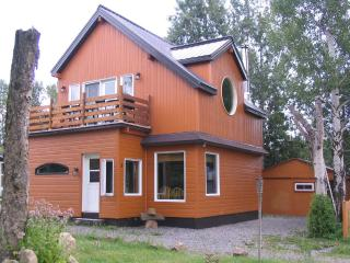 Autonomy,wilderness,river,mountain..snow paradise! - Amos vacation rentals