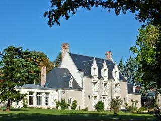 Vacation Rental - Loire Valley Chateau - Sache vacation rentals