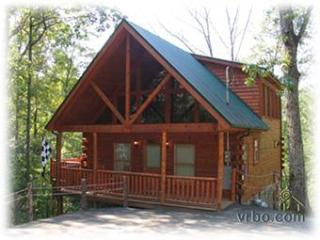 2 Bedroom Modern Log Home in Gatlinburg TN - Sevierville vacation rentals