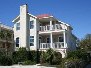 Lots of Room, Ocean Views, and Steps to the Beach! - Saint Simons Island vacation rentals