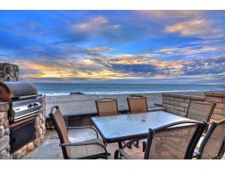 Beach Front Rental Sleeps 8 - Capistrano Beach vacation rentals