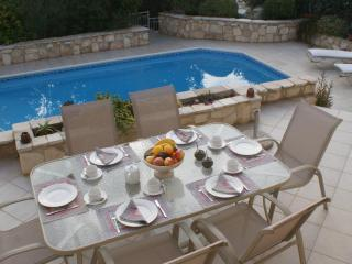 Quiet and Secluded 3 Bedroom Villa in Peyia Cyprus - Peyia vacation rentals