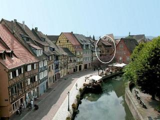 Apartments in the old Colmar, Little Venice area - Colmar vacation rentals