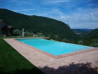Villa Piantoni on Castello di Antognolla Estate - Perugia vacation rentals