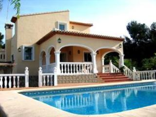 Swimming Pool and Naya - Four Bedroom 3 Bathroom villa in Costa Nova Javea. - Javea - rentals