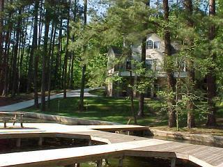 View from the Dock - Luxury Waterfront House, Sleeps 17,w/ Paddle Boats - Guntersville - rentals
