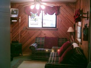 1 bedroom Mountain Cottage near Bear Valley, Ca - Tamarack vacation rentals