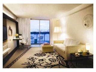Mondrian 2br/2ba...ON THE BAY!! - Miami Beach vacation rentals